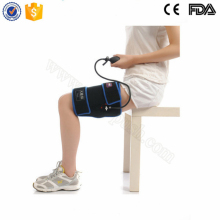 China Wholesale Sports Injury Flexible Thigh Cold Compression Therapy Wrap with Air Pump