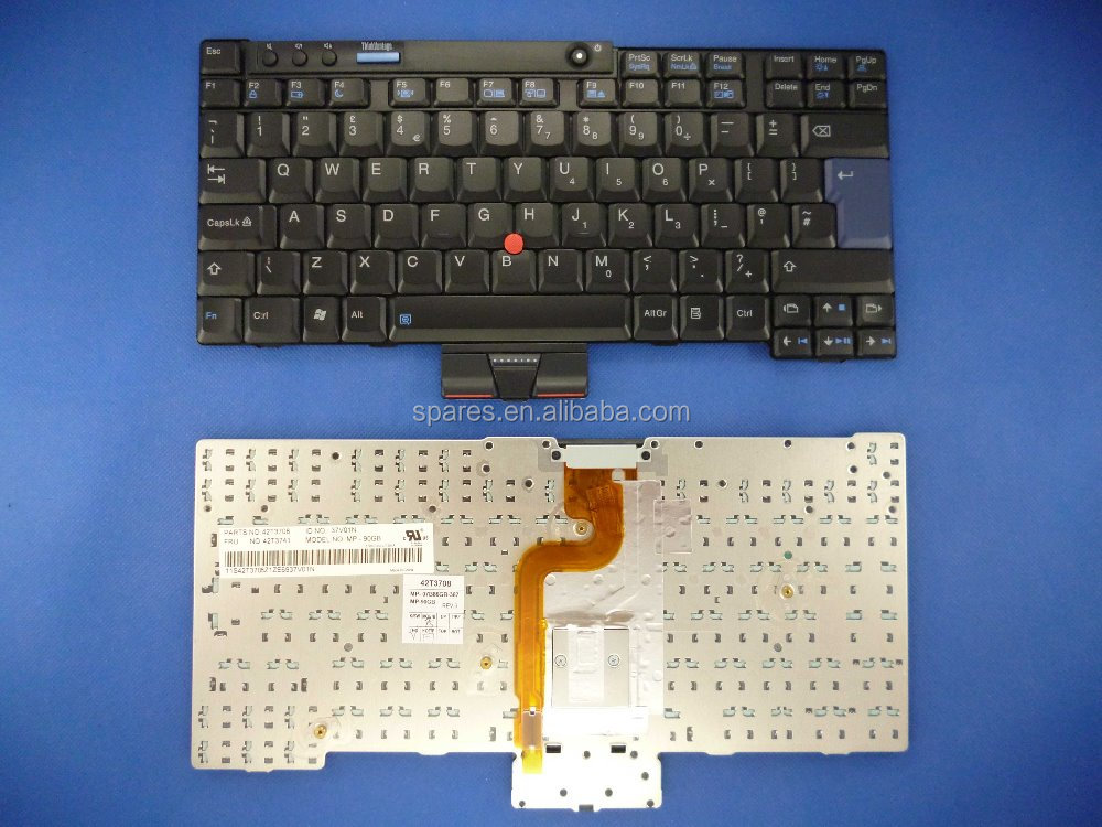 T410 for IBM with UK layout laptop keyboard
