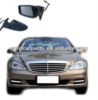 high quality side mirrors rear view mirrors fitting for S-CLASS W221 10y Style 05~13