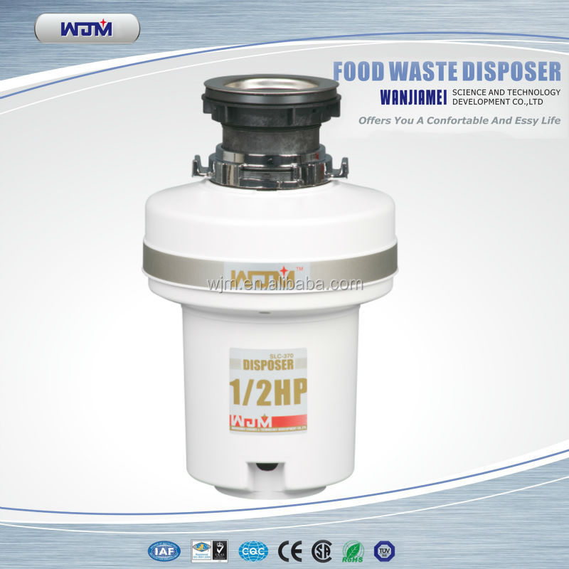 bone-hammer food waste disposer
