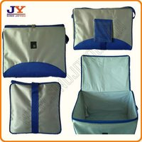 POLYESTER CHEAP COOLER BAG THERMAL FOOD WARMER LUNCH BOX KEEP WARM