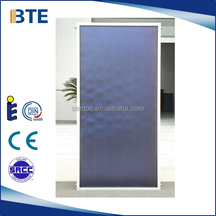 Solar flat plate collector factory