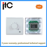 Professional pa system audio volume control switch