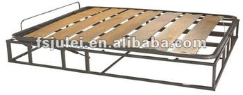 Storage Metal Bed Base