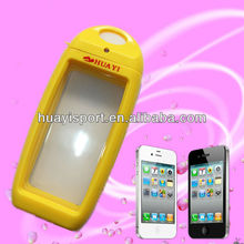 Professional diving equipment underwater mobile case