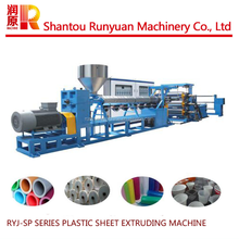 RYJ-SP Series - Single Screw Plastic Sheet Extruder Machine - For Plastic Sheet Products