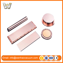 Automatic vacuum coating machine chromium sputtering target,chrome target price,chromium sputtering target