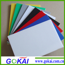 Red Yellow Blue Green PVC Foam Board for Furniture