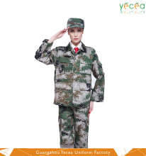 United state military dress officer uniform for women and men
