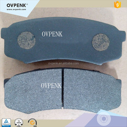 Manufacture Brake Rotor pads for Mitsubishi PAJERO V97 3.0 07~