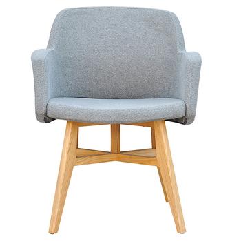 dining room furniture solid wood frame chair design for restaurant