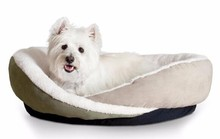 Luxury Cozy pet funiture dog bed pet bed