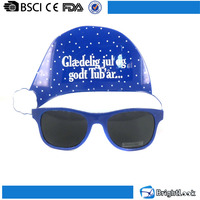 Plastic promotional sunglasses,cool custom funky party logo sunglasses