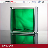 Cheap glass block for interior and exterior decoration,Factory price, top quality 190*190*80mm