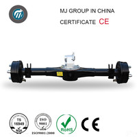 2015 hot sale electric rickshaw trike rear axle for CE RoHS good quality