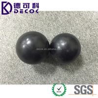 Factory price any color 100mm solid rubber spheres
