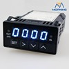 XMT-7100 Mini panel size 48*24mm programmable PID BLUE LED digital display industrial usage temperature thermostat