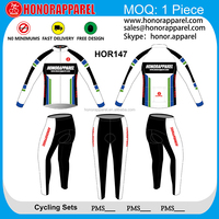 HONORAPPAREL unique cycling jersey blank cycling jerseys