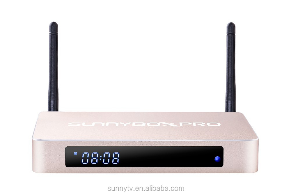 Q9S tv box Octa core 16gb Amlogic S912 Dual brand wifi Gigabit lan android tv box wholesale From SUNNYTV