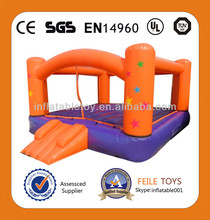 Customized mini inflatable bouncer for sale