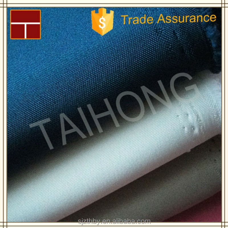 coat polyester waterproof fabric for gazebo