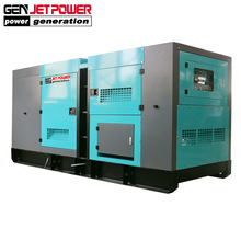 waterproof diesel soundproof generator 100KW myanmar market for sale