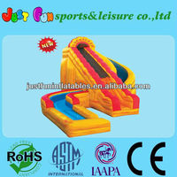 giant inflatable twister slide, adult inflatable water slide