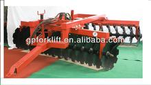 75 hp farm tractor with disc plough