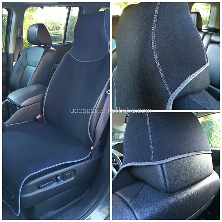 Cheap Price Waterproof Easy Clean Neoprene Well Fit Car Seat Cover