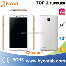 Assessed Suppliers 5.5inch QHD screen 3G cheap andriod 4.4 mobile phone