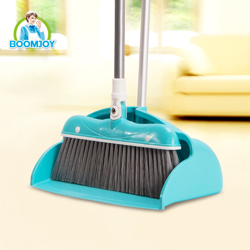 smart floor sweeper cleaning set broom and dustpan