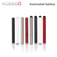 Hot selling bud touch cbd oil vapevaporizer pen battery with 510 thread for rohs vape pen