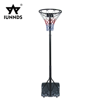Wholesale portable backyard 10ft adjustable basketball net goal stand with hoop