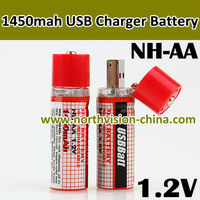 1450mah USB Charger Battery Power Bank for all Smart Phones and USB devices