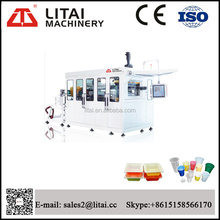 Disposable Lunch Box Making Machine CE certificated Plastic Thermoforming Machine Price