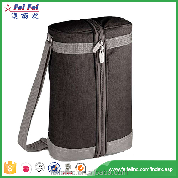 Durable best quality competitive price 1.5l bottle wine cooler bag