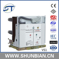 st brand zn63a(vs1)-12 11kv 630a embedded pole vacuum circuit breaker