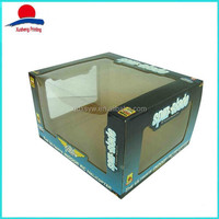 High Quality Corrugated Packaging Box With Window