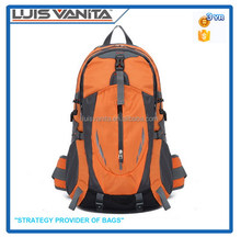 Orange Sports Bag Hot Sell Sports Bags Lightweght Sports Bag