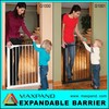 Expansion Europe Style Urgent Construction Baby Safety Door Gate