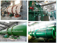 Rotary dryer/mechanical equipment for organic compound fertilizer