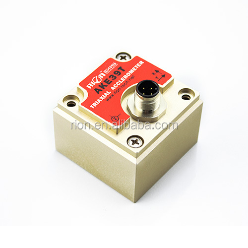low price MEMS tilt vibration sensor three axis measuring