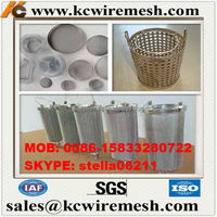 Factory!!!!!!!!! KangChen Sieve tube/ Round filter/ water well screen pipe