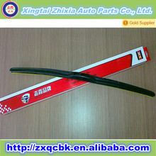 2014 the newest design and hot-sale Universal frameless wiper blade covering 90% car models wiper blades manufacturer