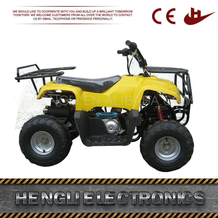 First rate factory price atv 110cc shaft drive