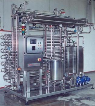 Tubular Pasteurizer For Fresh Milk, Yoghurt And Cheese