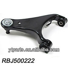 New Land Rover Control Arm RBJ500222 for Discovery 3 (Right, Front Suspension, Upper) with Neutral Packing -- Aftermarket Parts