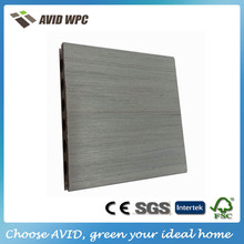 HDPE capped WPC composite decking