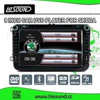 Bluetooth GPS touch screen dvd player for vw passat b6