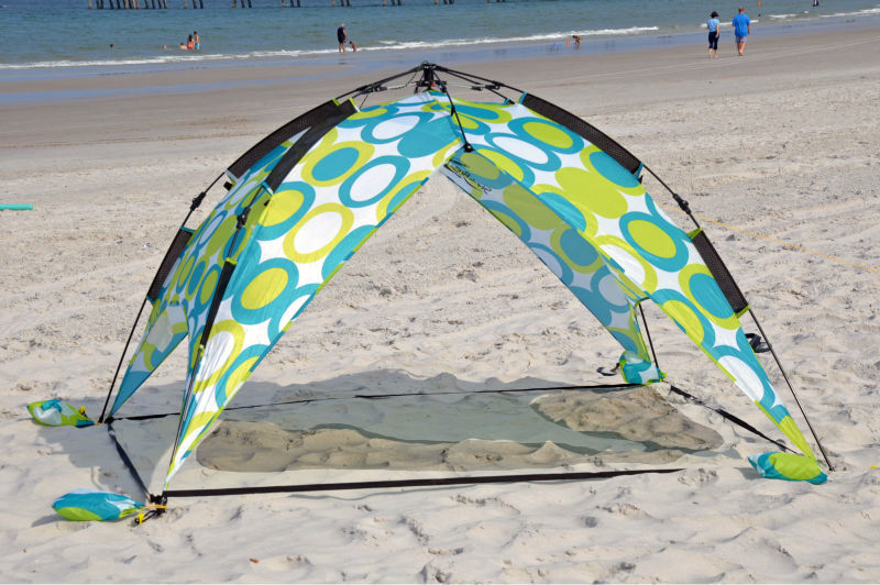 cheap one minute beach pop up auto camping tent,beach tent shade camping